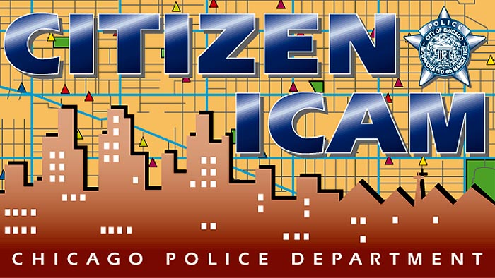 Chicago Police Department's database of reported crime
